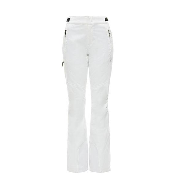 Spyder W WINNER TAILORED Pant dámské bílé lyžařské kalhoty wht/wht