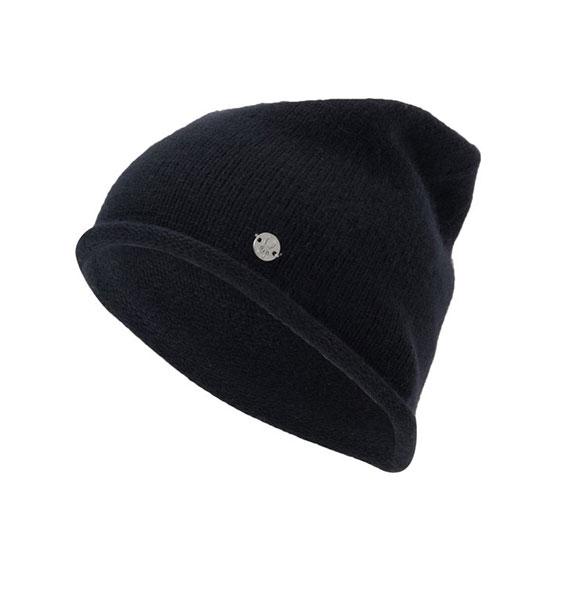 Spyder W SENSORY Hat dámská černá čepice blk/blk
