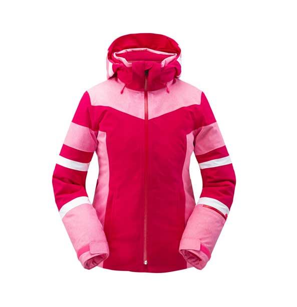 Spyder W CAPTIVATE GTX-Jacket-berry dámská lyžařská bunda