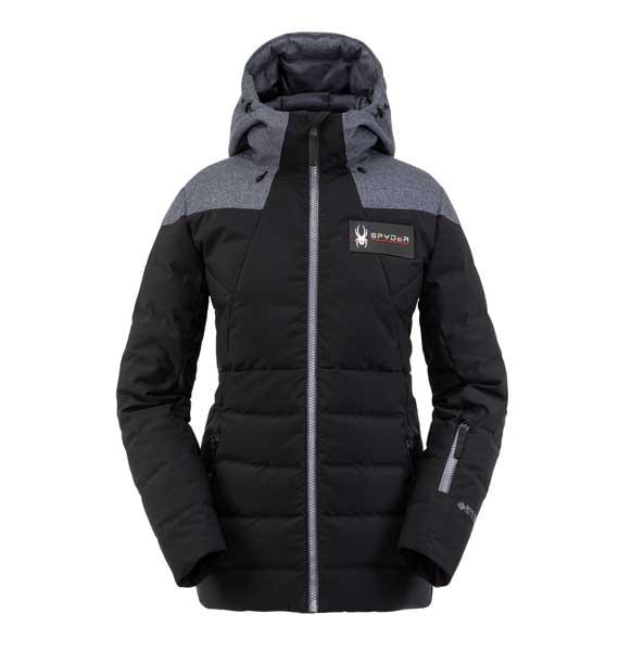 Spyder W BREAKOUT GTX INFINIUM-Down Jacket-maverick gray dámská lyžařská bunda