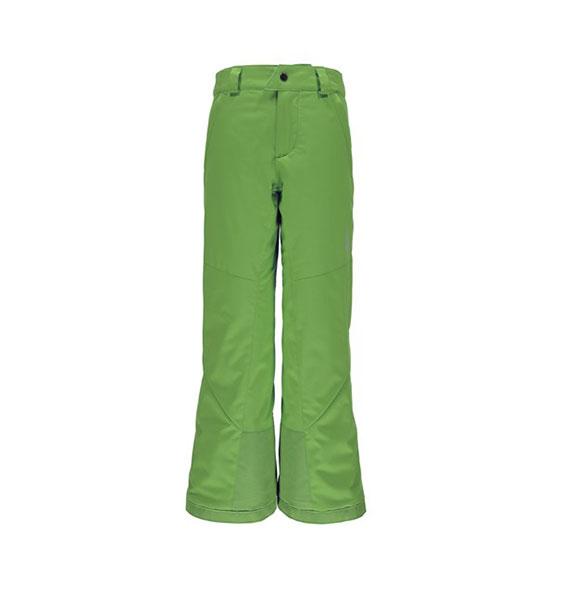 Spyder Girl's VIXEN dívčí zelené lyžařské kalhoty