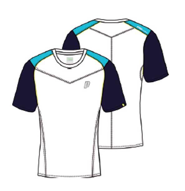 28d7dc5029af Prince pánské tenisové triko TECH CREW modrá