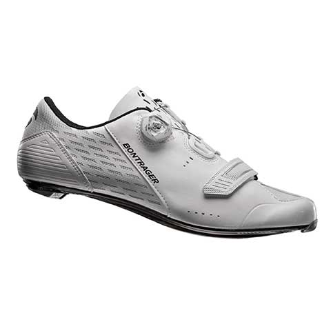 Bontrager Velocis White - cyklistická obuv