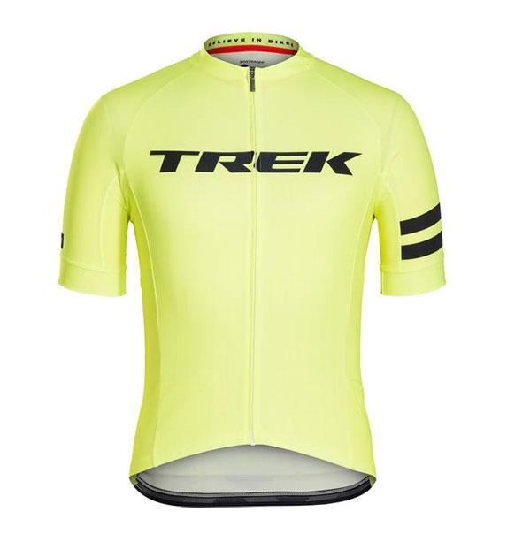 Bontrager Circuit LTD Jersey Viz Yellow cyklistický dres pánský žlutý