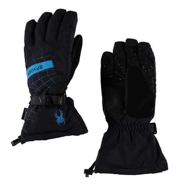Spyder OVERWEB GORE pánské lyžařské rukavice černé