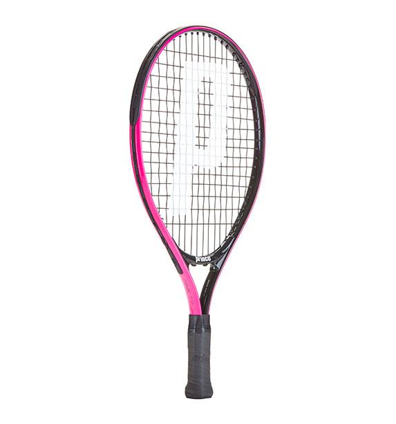Prince Pink 19 rekreační juniorská tenisová raketa