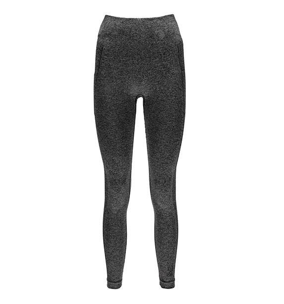 Spyder W RUNNER dámské funkční černé kalhoty