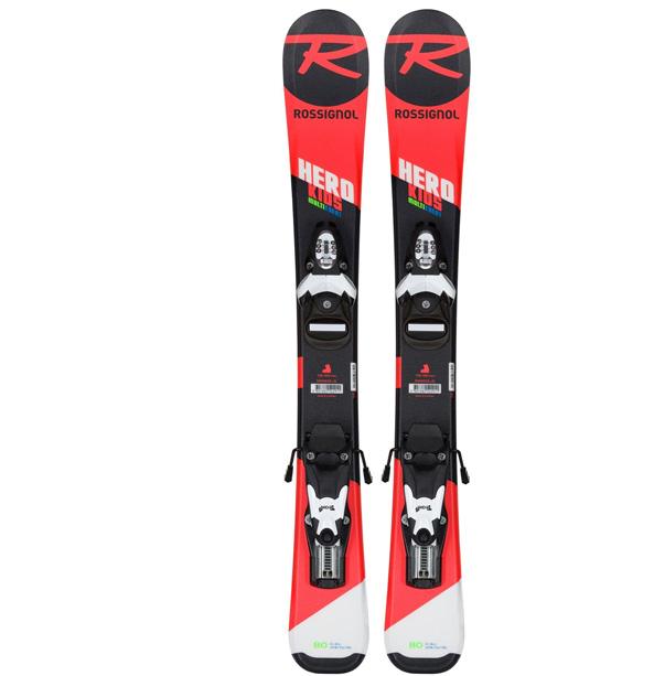 Rossignol Hero Pro Team 4 blk-lyže