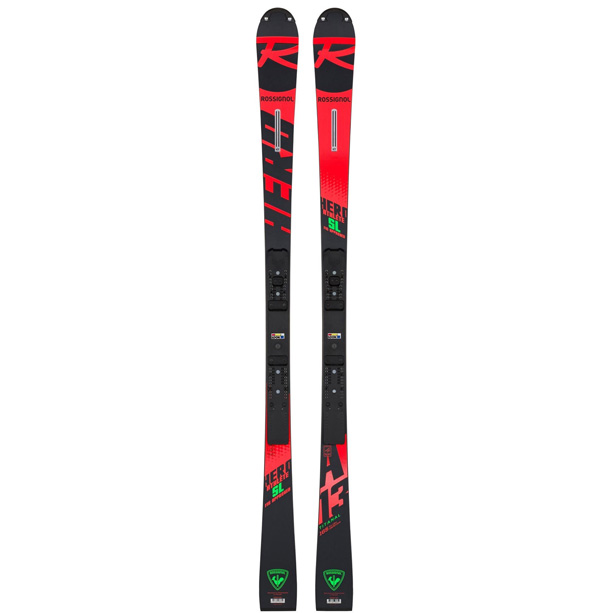 Rossignol Hero Athlete Fis SL R22 165-lyže