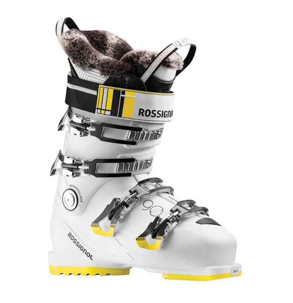 Rossignol Pure Pro 90 bílé lyžařské boty