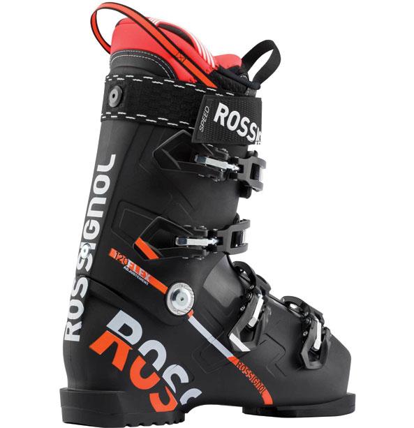 Rossignol Speed 120 black/red lyžařské boty
