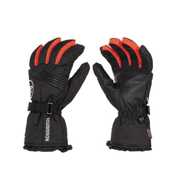 e4ade90a1e8 Rossignol RIDER pánské zimní rukavice černo červené