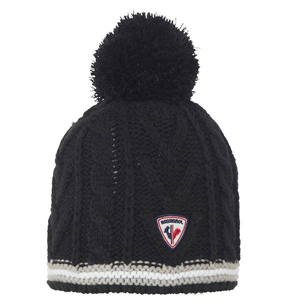 Rossignol KYLE pánská černá zimní čepice 6999705704