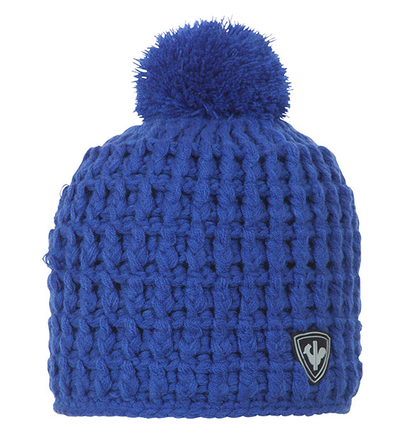 Rossignol KURT pánská modrá zimní čepice 136d771e19