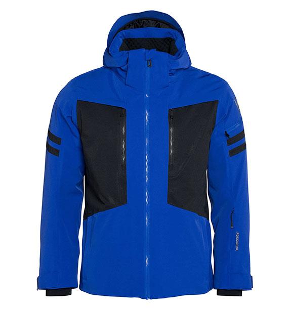 Rossignol POSITION JKT pánská modrá zimní lyžařská bunda