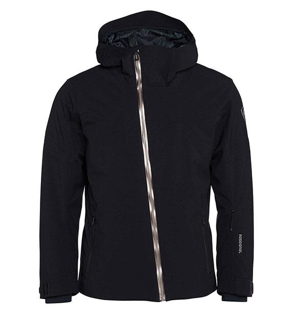 Rossignol Geant JKT pánská černá zimní lyžařská bunda