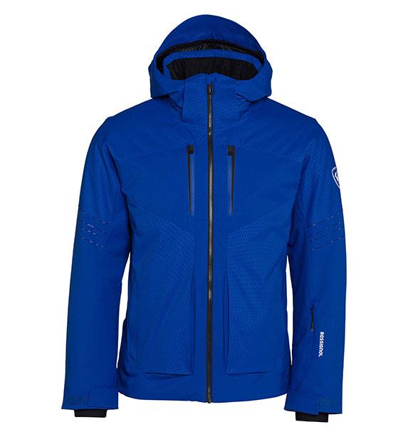 Rossignol STADE JKT pánská modrá zimní lyžařská bunda