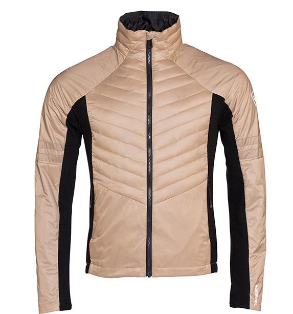 Rossignol COURSE LIGHT pánská zimní béžová bunda