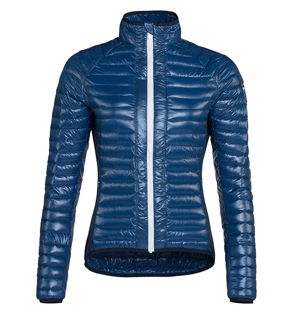 Rossignol Woman AIGUILLE LIGHT JKT dámská zimní modrá bunda