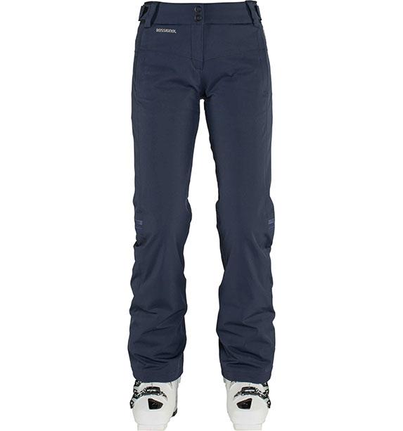 cc785e9e46d Rossignol Woman ELITE PANT modré kalhoty - XXL
