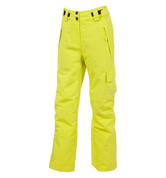 OBLEČENÍ  Rossignol GIRL SKI PANT dívčí neon lyžařské kalhoty 2bd4bce796