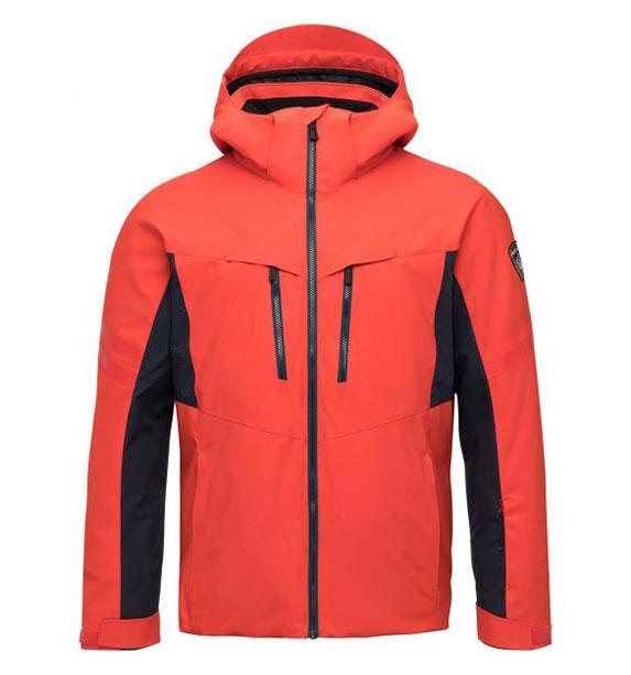 Rossignol SKI JKT pánská červená lyžařská bunda