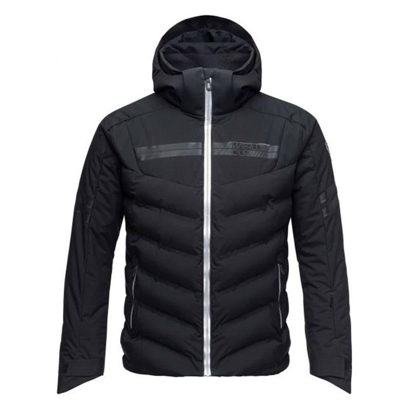 Rossignol DEPART JKT pánská černá lyžařská bunda