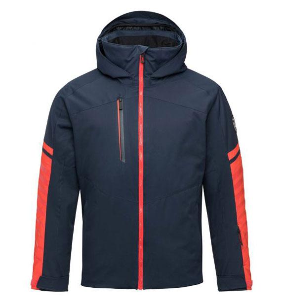 Rossignol FONCTION JKT pánská tmavě modrá lyžařská bunda