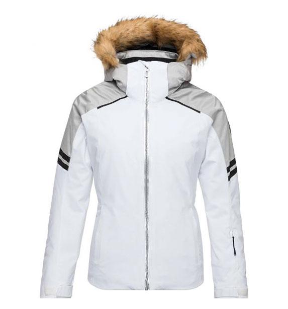 16de67aafacd Lyžařské bundy  Rossignol W SKI JKT dámská bílá lyžařská bunda