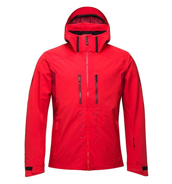 Rossignol AILE JKT Red pánská lyžařská bunda