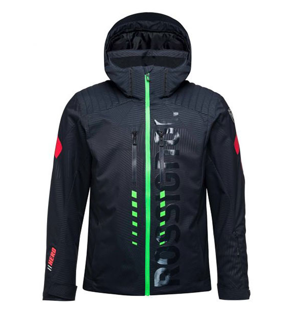 Rossignol HERO SKI JKT DARK BLUE pánská lyžařská bunda