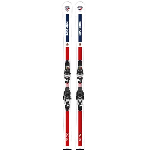 Rossignol Strato ST 650 Konect (RAILH04)+SPX 12 Konect GW B80 bk/icon(FCIC006)-set