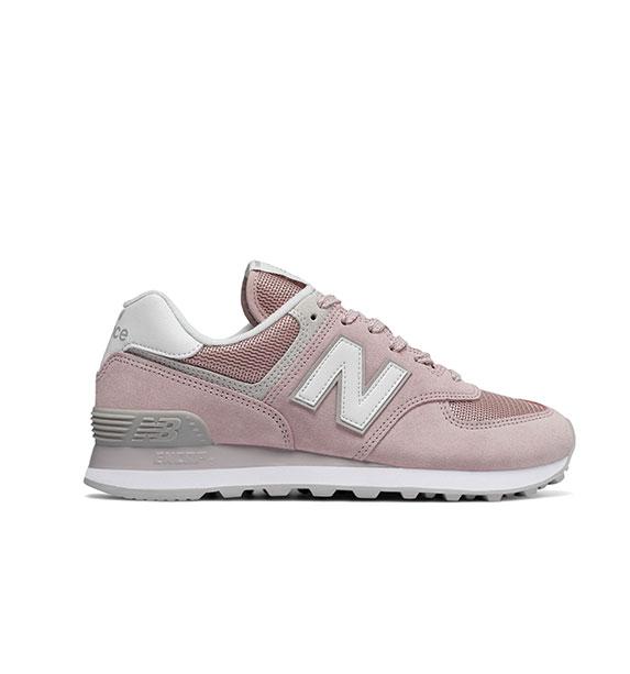 New Balance  New Balance WL574ESP dámské růžové tenisky fb43dc51dd