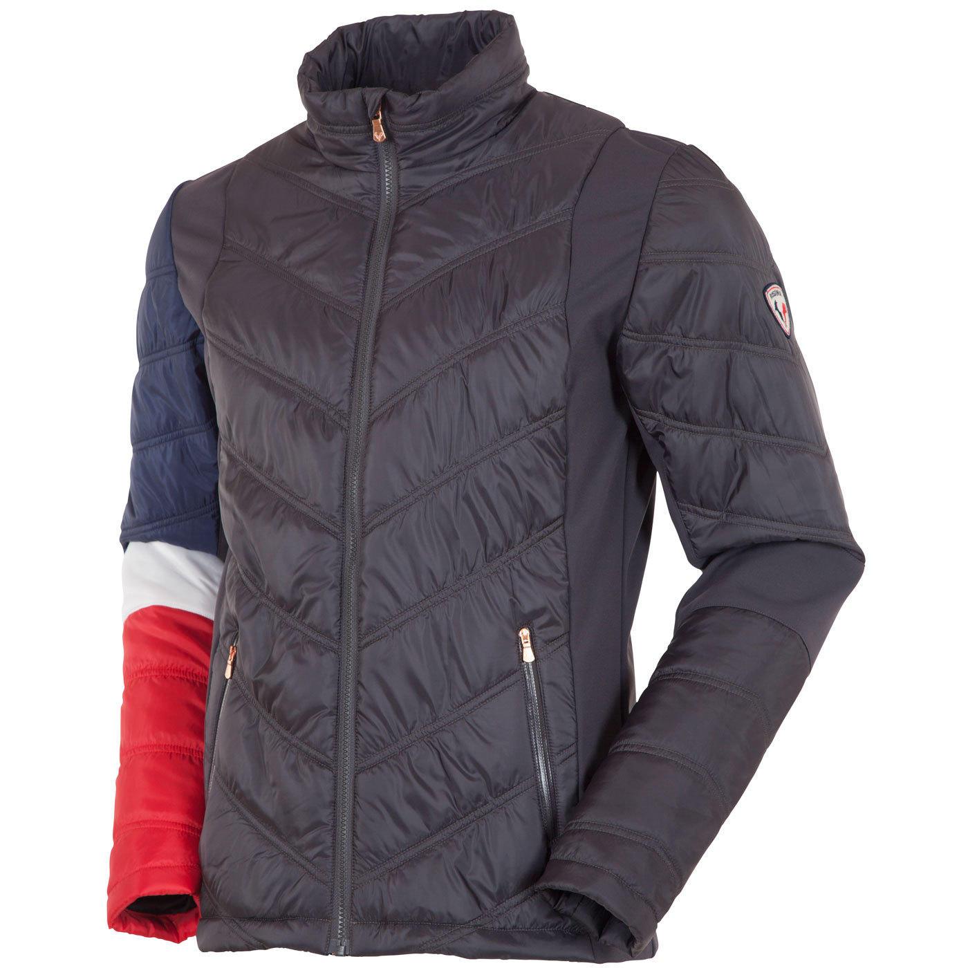 Rossignol VOLANTE LIGHT pánská lehká zimní bunda anthracite