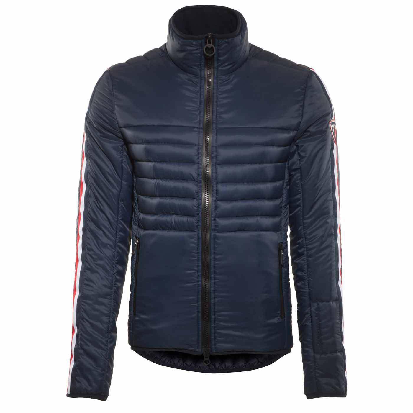 Rossignol HUBBLE LIGHT pánská lehká zimní bunda tmavě modrá